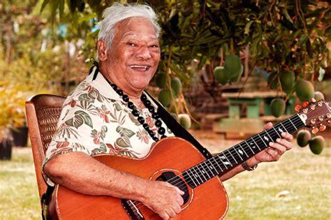 slack key guitar legend raymond kane dies hawaii magazine