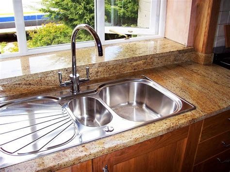 how to choose kitchen sink how to choose stainless steel sinks the home redesign 7211