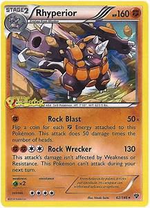 Rhyperior - XY #62 Pokemon Card