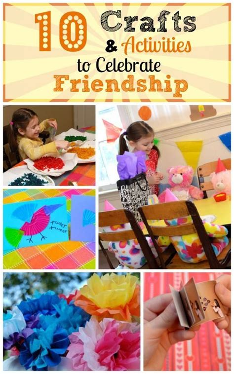 38 best images about friendship theme on more 630 | a3625e74434e1ee7974c48021c445509 friendship preschool crafts friendship activities