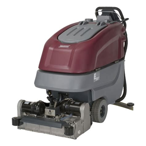 Auto Floor Scrubbers Commercial by Minuteman E24 24 Quot Cylindrical Walk Automatic