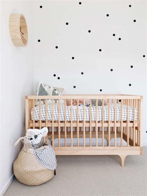 chambre couleur vert d eau habitación de bebé en estilo escandinavo y