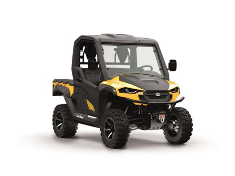 Utility Vehicle by Cub Cadet Expands Utility Vehicle Line With New Challenger