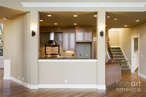 Kitchen Living Room Half Wall by Half Wall Between Kitchen Hallways And Adjacent Room