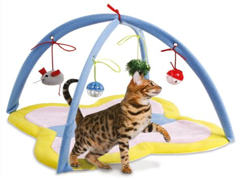 cat play mat imustbuy butterfly pet cat play activity