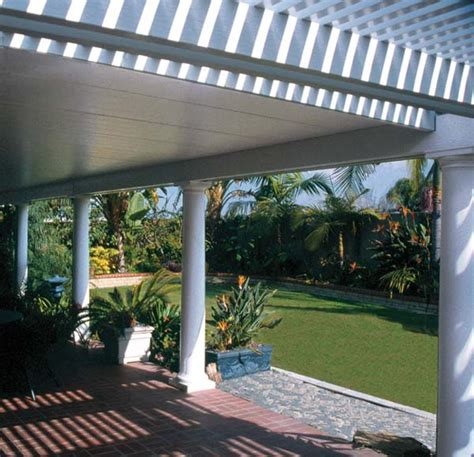 solid aluminum outdoor patio covers diy patio cover kits