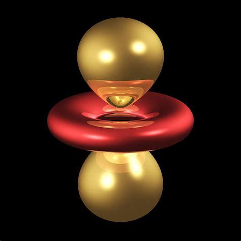 3dz2 Electron Orbital Photograph by Dr Mark J. Winter