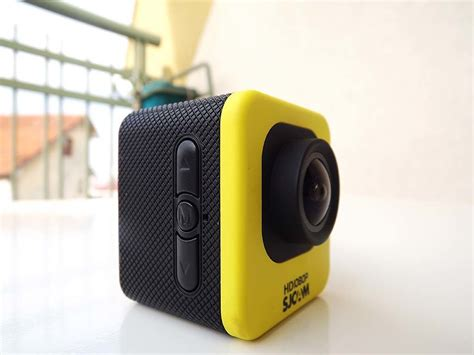 complete review  sjcam  cube mini action cam pevly