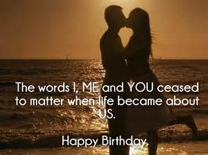Romantic Quotes for Husband On His Birthday