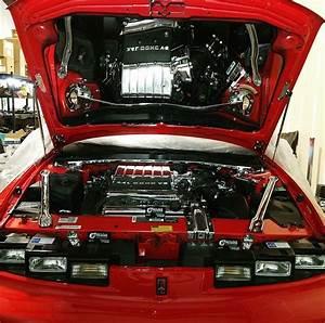 1994 Oldsmobile Cutlass Supreme Engine Bay Polishing