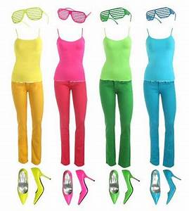 neon outfits 45