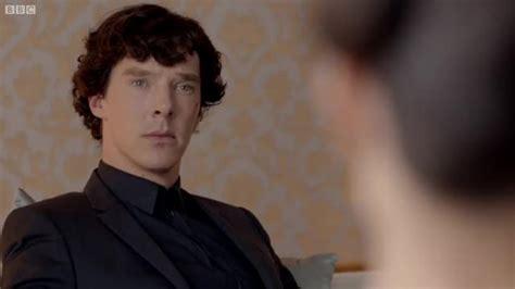 Sherlock Meets The Naked Irene Adler A Scandal In