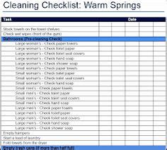 room inspection checklist   housekeeping supervisor