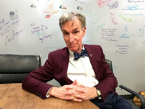 Bill Nye On His 'codebreaker' Mom And How Science Teachers Can Change The World  Pbs Newshour