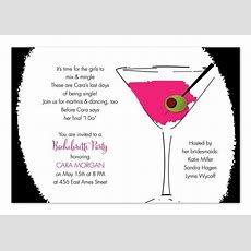 Cocktail Party Invitation Wording Samples  A Birthday Cake