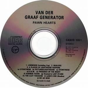 Pawn Hearts By Van Der Graaf Generator  Cd With Techtone11