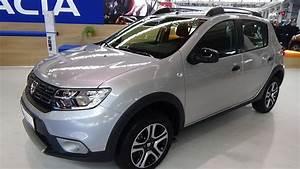 Equipement Dacia Sandero Stepway Prestige : 2018 dacia sandero stepway prestige 0 9 tce 90 exterior and interior zagreb auto show 2018 ~ Gottalentnigeria.com Avis de Voitures