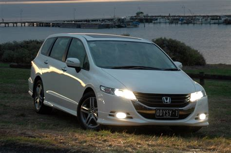 Honda Odyssey. Price, Modifications, Pictures. Moibibiki