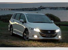 2009 Honda Odyssey Review photos CarAdvice