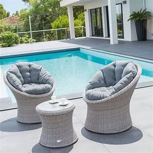 Salon De Jardin Hawai : salon duo manille gr ge hesp ride 2 places ~ Dailycaller-alerts.com Idées de Décoration