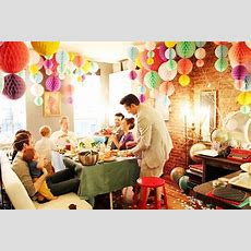 Party To Home How To Transition The Party Décor Into Your