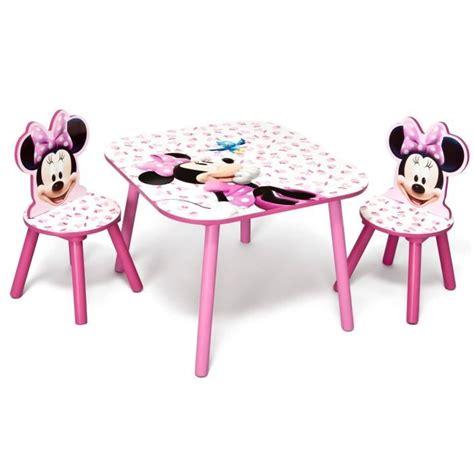table et chaise minnie merveilleux table et chaise minnie 3 minnie table