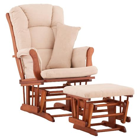 rocking chair and ottoman glider rocker replacement cushions from sears com