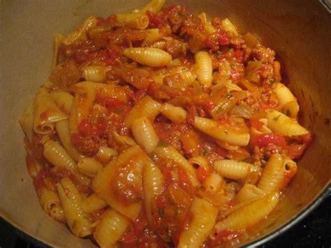 pate a la saucisse les p 226 tes 224 la chair 224 saucisse et 224 l aubergine michtoblog