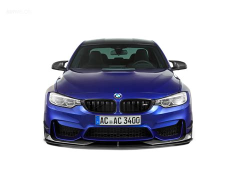 Introducing The Bmw M3 And M4 Tuning Program By Ac Schnitzer
