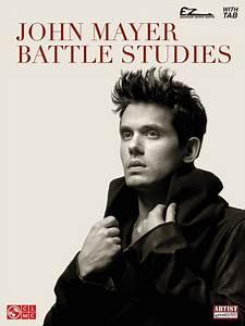 John Mayer - Battle Studies Sheet Music By John Mayer ...