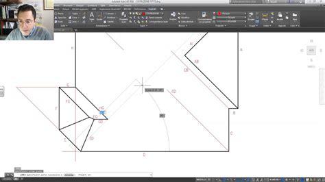 tetto a padiglione disegno di un tetto a padiglione esercizio n 176 2