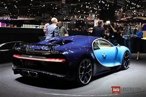 Fiche Technique Bugatti Chiron : geneve 2016 plus rapide plus puissante plus luxueuse voici la bugatti chiron auto ~ Medecine-chirurgie-esthetiques.com Avis de Voitures