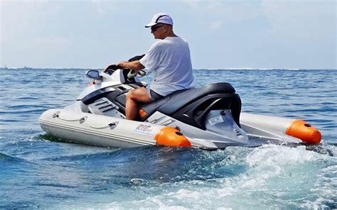 Jet Ski With Boat by Pwc Jet Ski Stabilizer Rib Kit And Pwc Jet Ski Boat Rib