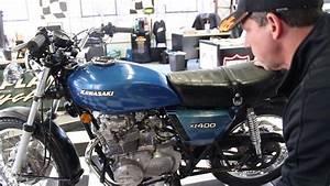 1976 Kawasaki Kz400 S2