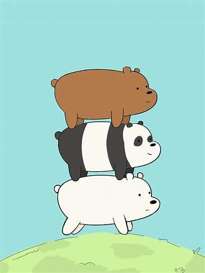 Bears Bare Animated Cartoon Bear Panda Network