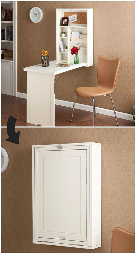 ten space saving desks  work great  small living