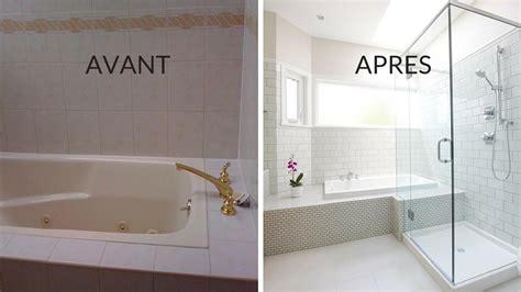 salle de bain avant apres davaus net peinture carrelage salle de bain avant apres avec des id 233 es int 233 ressantes pour la
