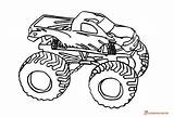 Coloring Race Track Pages Dirt Printable Sheet Colouring Cars Outlines Transportation Monster Drawn sketch template