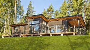 Les Constructeur De L Extreme Maison En Bois : mod les et plans de la maison bois viherlaasko kontio ~ Dailycaller-alerts.com Idées de Décoration