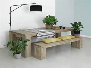 Möbel Aus Altem Bauholz : bauholz tisch kilian bauholz m bel hergestellt aus altem bauholz ~ Bigdaddyawards.com Haus und Dekorationen