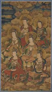 Bodhisattvas Of The Ten Stages Of Enlightenment