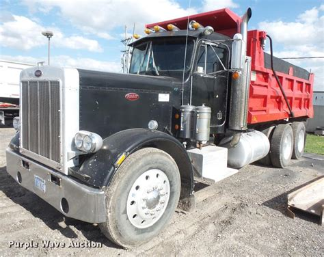 1977 Peterbilt 359 For Sale (12967230) From Purple Wave