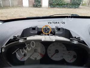 Changer Ampoule 208 : ampoule tableau de bord comment la changer peugeot 206 tuto voiture ~ Medecine-chirurgie-esthetiques.com Avis de Voitures