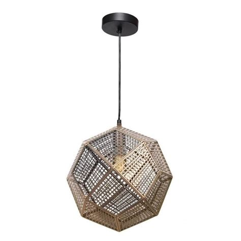 modern scandinavian disco light fixture home decor