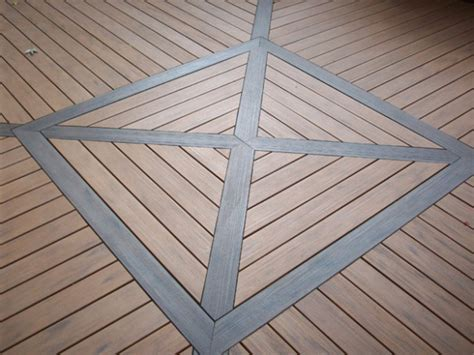 Composite Decking with a Hardwood Look   St. Louis decks