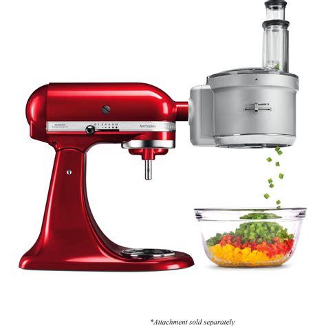 Kitchenaid Food Processor Attachment Best Buy by Food Processor Attachment For Stand Mixer 5ksm2fpa