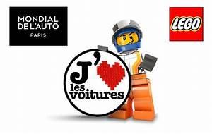 Salon De L Automobile 2018 Paris : mondial de l 39 auto paris 2018 un stand lego sur le salon hoth bricks ~ Medecine-chirurgie-esthetiques.com Avis de Voitures