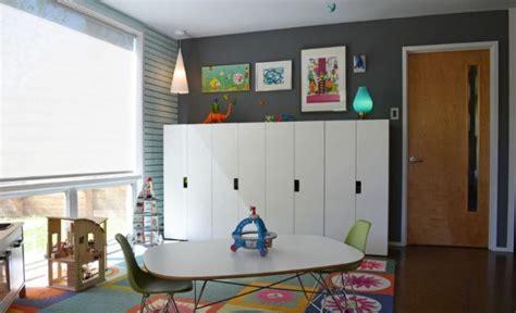 idee deco pour chambre fille idée rangement chambre enfant avec meubles ikea