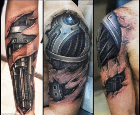 yomico moreno hyper realistic tattoos show surreal images