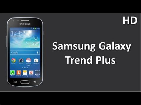 samsung galaxy trend plus s7580 price specification review launch with 6 gb ram and 1 2ghz